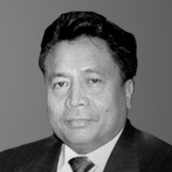 Dato' Abdul Rahim</br>Mohd Ariff