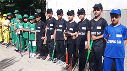Afghanistan Olympic Day 2018