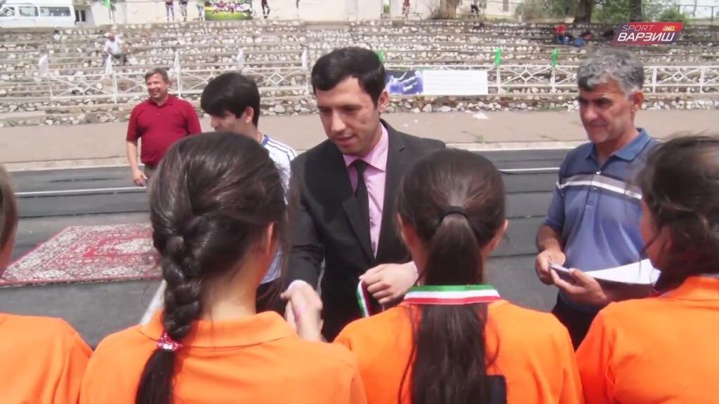 Tajikistan Olympic Day 2018